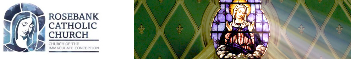 Logo for Rosebank Catholic Church